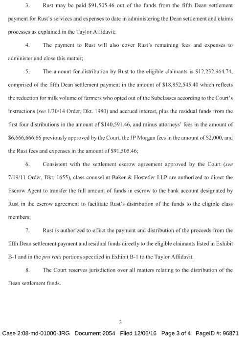 Order Fifth Dean Distribution.pdf