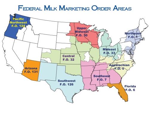 FederalMilkMarketingOrderAreas