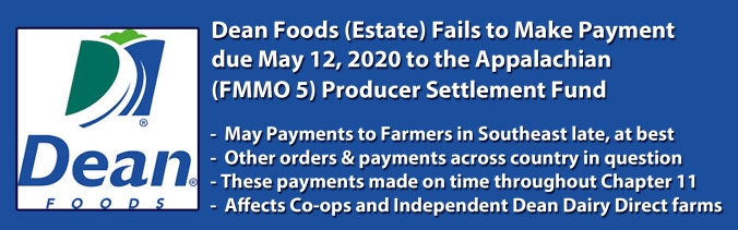 14_May_Dean_Foods_Settlement_Payments_Not_Made_2