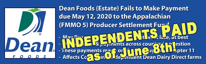 20_May_Dean_Foods_Settlement_Payments_June_8_A